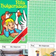Barajas de cartas: BARAJA INFANTIL NILS HOLGUERSSON. Lote 147556272