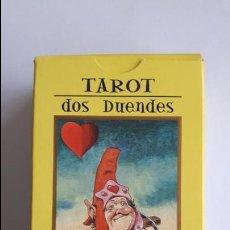 Barajas de cartas: TAROT DOS DUENDES- ORBIS FABBRI, COMO NUEVAS _MA. Lote 125929231