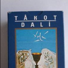 Barajas de cartas: TAROT DALÍ- ORBIS FABBRI, COMO NUEVAS _MA. Lote 125929787