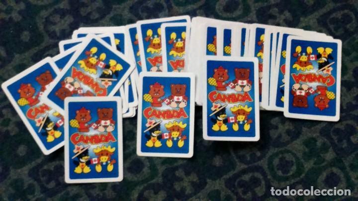 BARAJA FRANCESA - 52 CARTAS. PLUS PLAYING CARD CO., LDA. FILL-A-NICHE/2000 (Juguetes y Juegos - Cartas y Naipes - Otras Barajas)