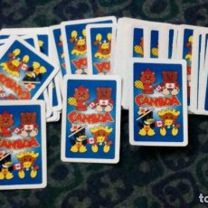 Barajas de cartas: BARAJA FRANCESA - 52 CARTAS. PLUS PLAYING CARD CO., LDA. FILL-A-NICHE/2000. Lote 126117663
