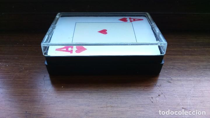Barajas de cartas: Baraja Francesa - 52 cartas. Plus Playing Card Co., Lda. Fill-a-niche/2000 - Foto 4 - 126117663