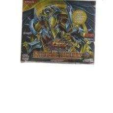Jeux de cartes: YU GI OH CAJA ENTERA EXTREME VICTORY TRADING CARD GAME,SON REEDICION. Lote 126354679