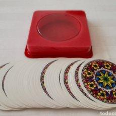 Barajas de cartas: ANTIGUA BARAJA REDONDA FOURNIER.. Lote 126476250