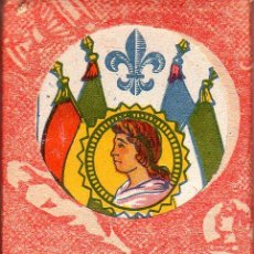 Barajas de cartas: BARAJAS DE NAIPES INFANTILES. MEDIDAS : 6,5 X 4,5 CM.. Lote 126637611
