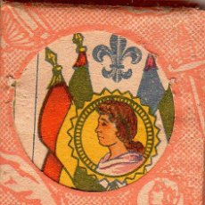 Barajas de cartas: BARAJAS DE NAIPES INFANTILES. MEDIDAS : 6,5 X 4,5 CM.. Lote 126638383