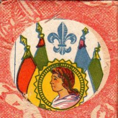 Barajas de cartas: BARAJAS DE NAIPES INFANTILES. MEDIDAS : 6,5 X 4,5 CM.. Lote 126638495