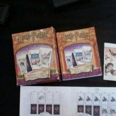 Barajas de cartas: CARTAS MÁGICAS DE HARRY POTTER PARA HACER TRUCOS DE MAGIA. Lote 126987439