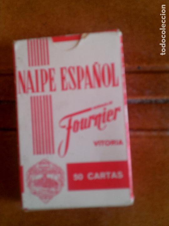 BARAJA DE FOURNIER NAIPE ESPAÑOL (Juguetes y Juegos - Cartas y Naipes - Baraja Española)
