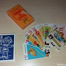 Barajas de cartas: BARAJA FOURNIER - SEÑALES DE TRÁFICO. Lote 127638975