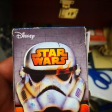 Barajas de cartas: BARAJA DE CARTAS STAR WARS REBELS. FOURNIER. MADE IN SPAIN.. Lote 127972687