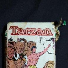 Barajas de cartas: BARAJA CARTAS. JUEGO DE FAMILIAS TARZAN. CARTAS FOURNIER.. Lote 128187887