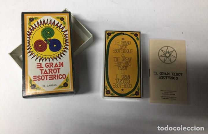 BARAJA TAROT FOURNIER 1º EDICIÓN (Juguetes y Juegos - Cartas y Naipes - Barajas Tarot)