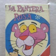 Baralhos de cartas: BARAJA NAIPE LA PANTERA ROSA AÑO 1983 FOURNIER NUEVA A ESTRENAR*. Lote 128443043