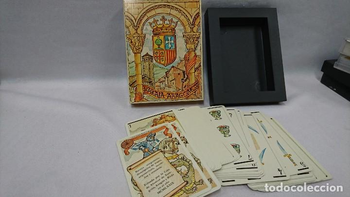 BARAJA DE CARTAS ARAGONESA, HERACLIO FOURNIER (Juguetes y Juegos - Cartas y Naipes - Otras Barajas)