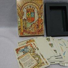 Barajas de cartas: BARAJA DE CARTAS ARAGONESA, HERACLIO FOURNIER . Lote 135725269