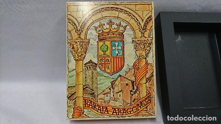 Barajas de cartas: BARAJA DE CARTAS ARAGONESA, HERACLIO FOURNIER - Foto 3 - 135725269