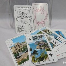 Barajas de cartas: BARAJA DE CARTAS SOUVENIR MENORCA. Lote 128687999