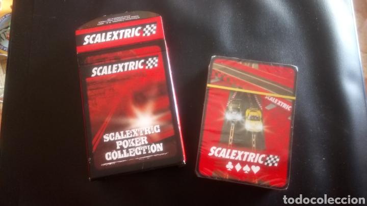 SCALEXTRIC POKER COLLECTION. (Juguetes y Juegos - Cartas y Naipes - Barajas de Póker)
