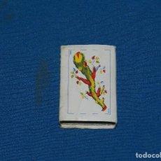 Barajas de cartas: (M) BARAJA ESPAÑOLA 6 X 4 CM SEÑALES DE USO. Lote 129649027