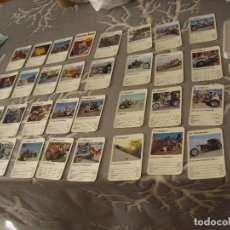 Barajas de cartas: RARA BARAJA MOTOS CHOPERS FRANCESA COMPLETA . Lote 129695923
