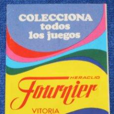 Barajas de cartas: CATÁLOGO FOURNIER - BARAJAS INFANTILES. Lote 130090459