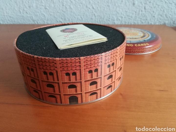 Barajas de cartas: Baraja Fournier Grandes toreros de la historia según Escacena - Caja plaza de toros - Foto 8 - 130617590
