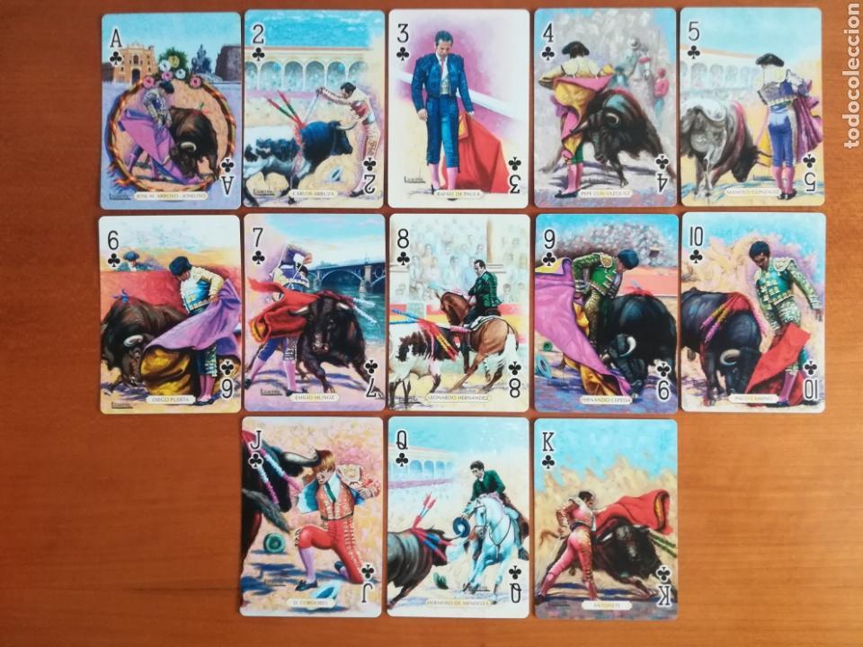 Barajas de cartas: Baraja Fournier Grandes toreros de la historia según Escacena - Caja plaza de toros - Foto 14 - 130617590