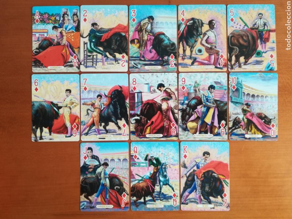 Barajas de cartas: Baraja Fournier Grandes toreros de la historia según Escacena - Caja plaza de toros - Foto 19 - 130617590