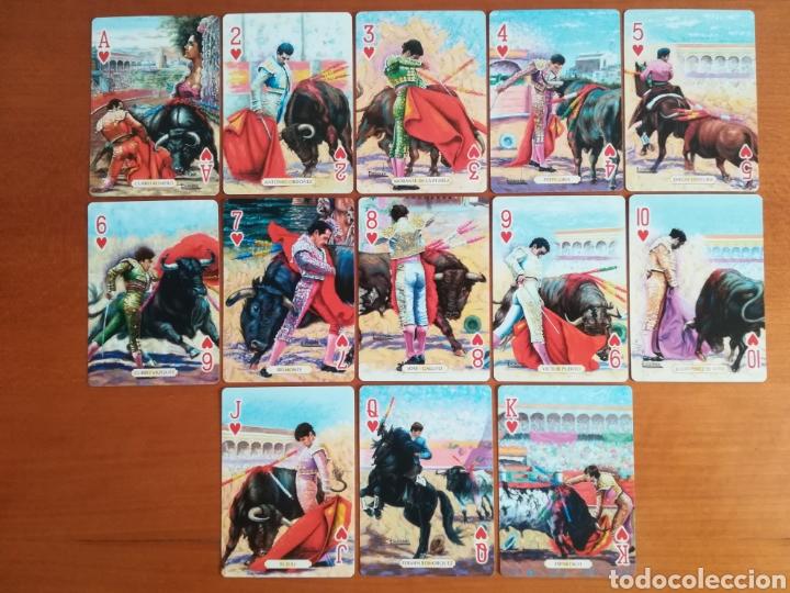 Barajas de cartas: Baraja Fournier Grandes toreros de la historia según Escacena - Caja plaza de toros - Foto 30 - 130617590