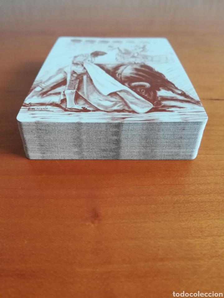 Barajas de cartas: Baraja Fournier Grandes toreros de la historia según Escacena - Caja plaza de toros - Foto 37 - 130617590