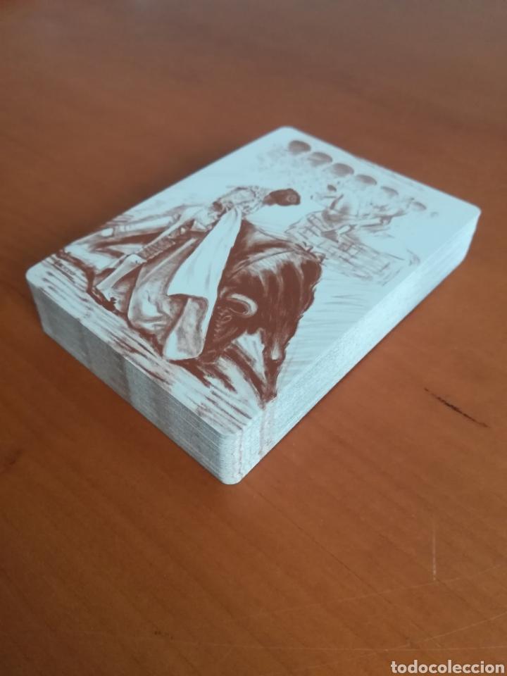 Barajas de cartas: Baraja Fournier Grandes toreros de la historia según Escacena - Caja plaza de toros - Foto 39 - 130617590