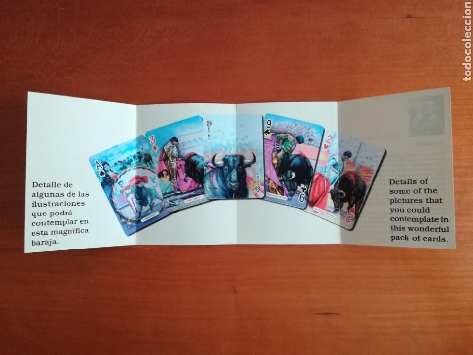 Barajas de cartas: Baraja Fournier Grandes toreros de la historia según Escacena - Caja plaza de toros - Foto 43 - 130617590