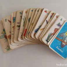 Barajas de cartas: BARAJA EL JUEGO DE LAS PAREJAS EDICIONES RECREATIVAS. Lote 130685339