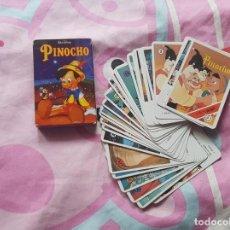 Barajas de cartas: BARAJA CARTAS PINOCHO FOURNIER. Lote 130851004