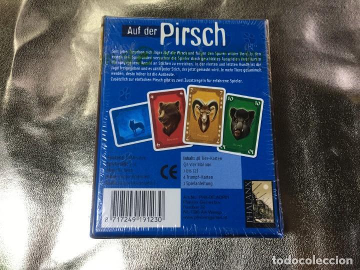 Barajas de cartas: JUEGO AUF DER PIRSCH - Foto 2 - 130934912
