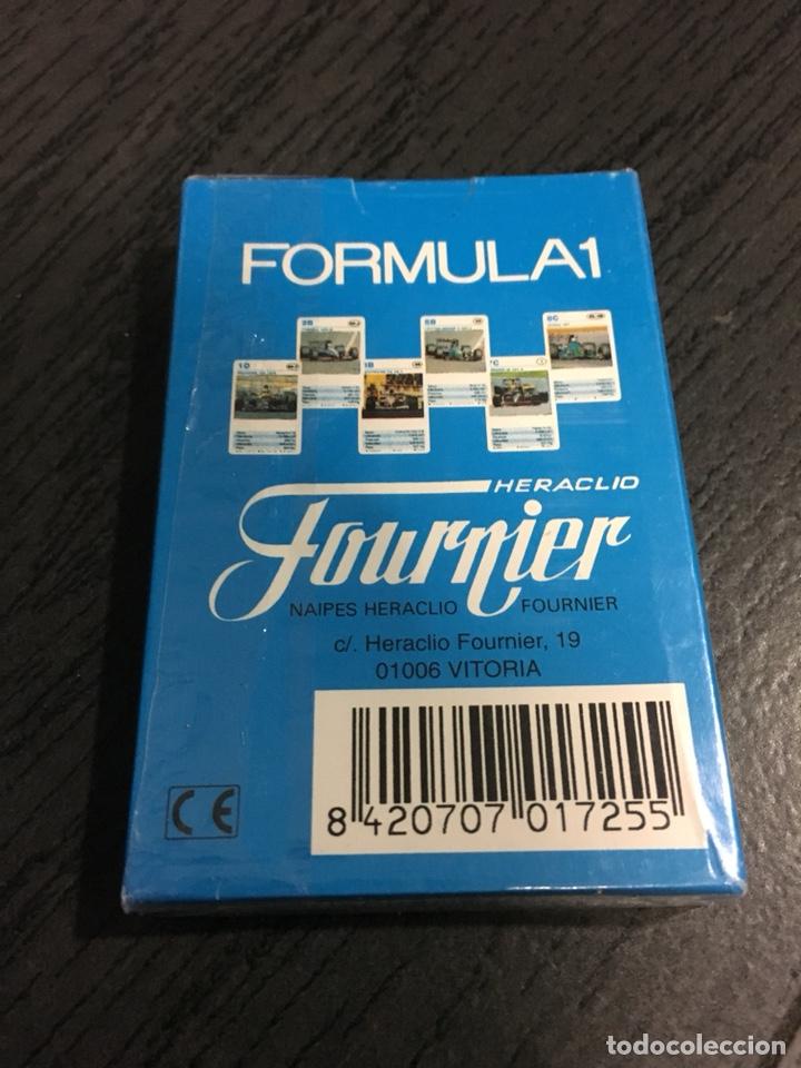 Barajas de cartas: Baraja cartas formula 1 coches cuartetos Técnicos,cartas de coches, Heraclio fournier - Foto 2 - 130943157