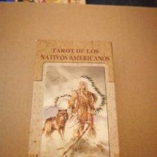 Barajas de cartas: BARAJA DE CARTAS DE TAROT. Lote 131613593