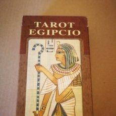 Barajas de cartas: BARAJA DE TAROT EGIPCIO. Lote 131614950