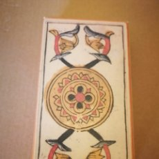 Barajas de cartas: BARAJA DE TAROT. Lote 131615235