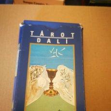 Barajas de cartas: BARAJA DE TAROT DE DALÍ. Lote 131615835