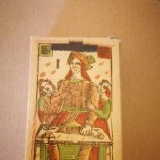 Barajas de cartas: BARAJA DE CARTAS DE TAROT. Lote 131616786