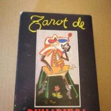 Barajas de cartas: BARAJA DE TAROT DE PUMARIEGA. Lote 131619677