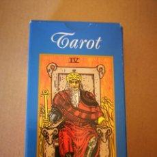 Barajas de cartas: BARAJA DE TAROT. Lote 131621845