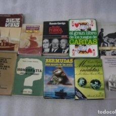 Barajas de cartas: EL GRAN LIBRO DE LOS JUEGOS DE CARTAS (CG1). Lote 132032566