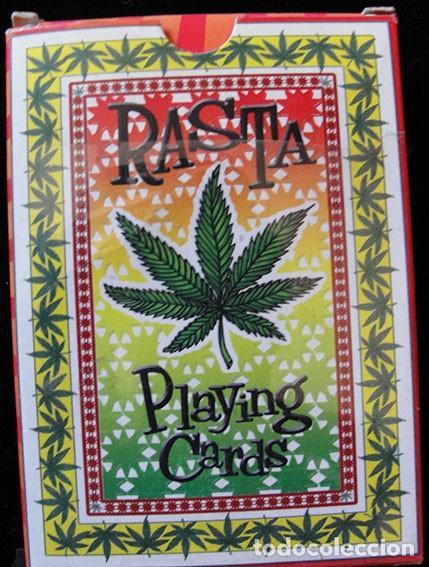 BARAJA DE CARTAS RASTA PLAYING CARDS - COMPLETA 54 CARTAS - (Juguetes y Juegos - Cartas y Naipes - Otras Barajas)