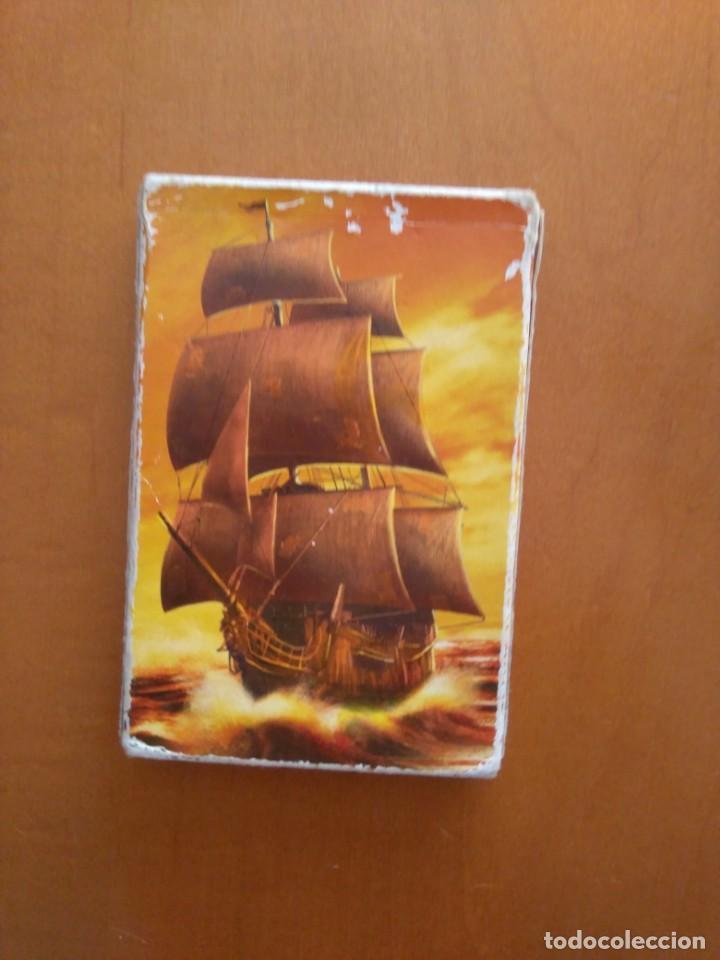 Barajas de cartas: Lote de barajas infantiles de cartas Disney Fournier Vitoria año 1983 - Foto 4 - 132213250