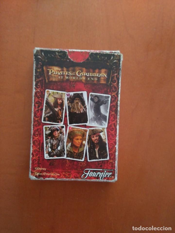 Barajas de cartas: Lote de barajas infantiles de cartas Disney Fournier Vitoria año 1983 - Foto 5 - 132213250