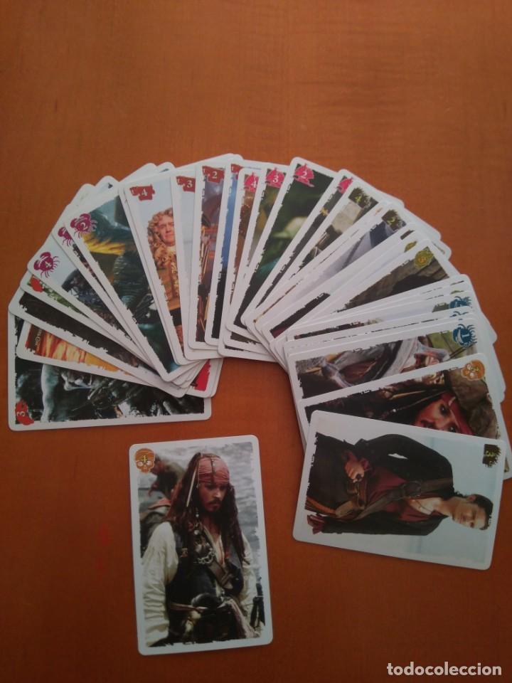 Barajas de cartas: Lote de barajas infantiles de cartas Disney Fournier Vitoria año 1983 - Foto 6 - 132213250