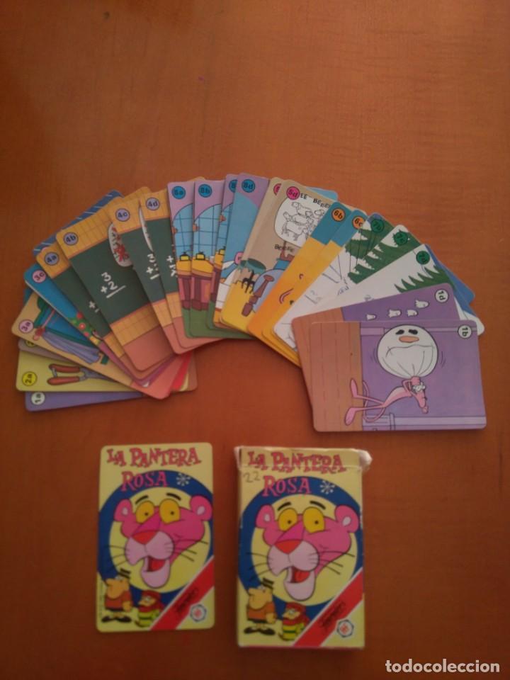 Barajas de cartas: Lote de barajas infantiles de cartas Disney Fournier Vitoria año 1983 - Foto 7 - 132213250